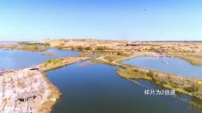 黄沙古渡、塞上风情、黄河河畔视频素材包