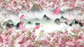 李玉刚、霍尊-国色天香视频素材