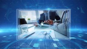 企业科技图文展示AE模板AE模板