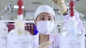 武汉肺炎医疗医药新冠病毒DNA检测视频素材