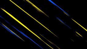 放射线速度线发光线6组背景视频素材