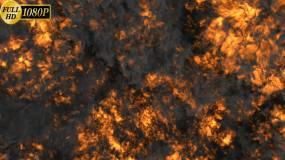 爆炸火焰特效烈焰视频素材包