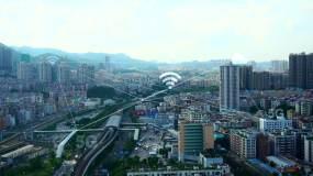 科技城市视频素材视频素材