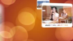 浪漫温馨毕业电子相册AE模板AE模板