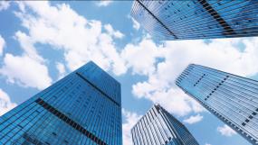 【4K】现代建筑视频素材视频素材