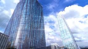 科技城市光线视频素材视频素材