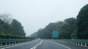 高速路行驶和堵车视频素材