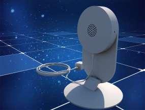監控模型C4D工程