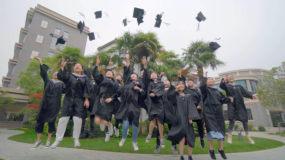 毕业扔帽子+拍照留念4K视频素材包