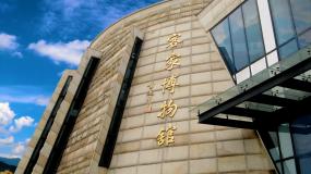 超清梅州市城市文化宣传素材视频素材