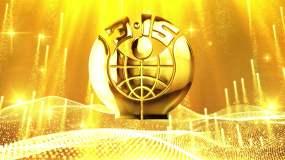 315消费者权益黄金字循环素材视频素材