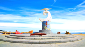 超清阳江市城市文化宣传素材视频素材