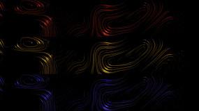 几何线条投影_5号视频素材包