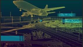 科技交通C4D工程