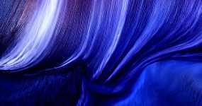 蓝色抽像艺术唯美背景视频素材