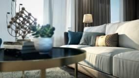 三维室内客厅动态视频素材