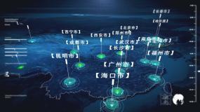 长春市辐射全球-6AE模板