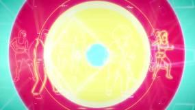 《野狼disco》配乐舞曲抖音舞台视频素材