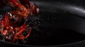 小龍蝦創意視頻視頻素材