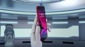 科技機械場景展示手機三維動畫C4D工程