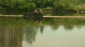 原创拍摄2020疫情后城市湿地公园的春天视频素材