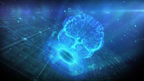 科技感人类大脑视频素材