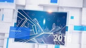 科技商務圖片AE模板AE模板