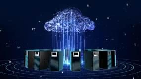 服务器云计算视频素材视频素材