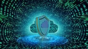 云处理中心数据防护视频素材