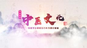 水墨中国风片头宣传片人物介绍AE模板