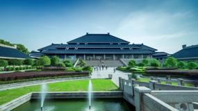 湖北省博物馆视频素材
