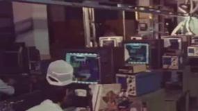 80年代电视机生产视频素材