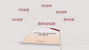 纪检监察字幕AE模板AE模板