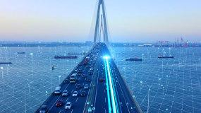 4K智慧交通科技素材视频素材
