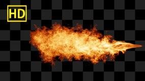 【3组】火焰特效-带alpha透明通道视频素材包