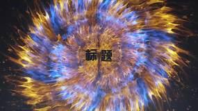 史诗大气震撼超级梦幻冲波主题定版AE模板