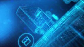 未来智慧科技生活视频素材