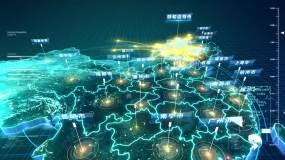内蒙古辐射全国——全球-3AE模板