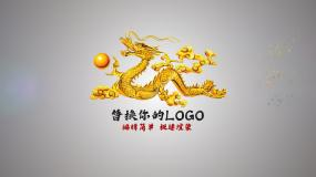 简洁LOGO(02)AE模板