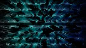 科技动感方块视频素材