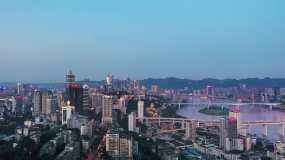 重庆夜景视频素材