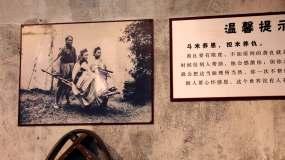 古董农具文物中国历史文化古代文物展示古迹视频素材