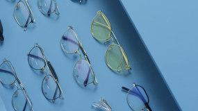 (有版权)4K眼镜实拍视频素材