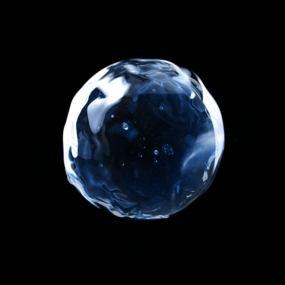 水滴水珠带通道视频素材