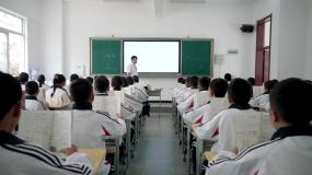 学生朗读早读老师上课视频素材包
