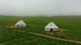 那拉提空中草原-1视频素材