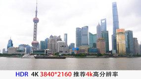 4k上海实拍合集视频素材