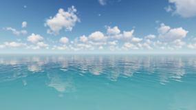 4K清澈水面视频素材