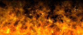 火焰1带通道视频素材