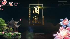 传统中国风片头AE模板AE模板